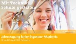 Bild Jahrestagung der Junior Ingenieurstagung 2018