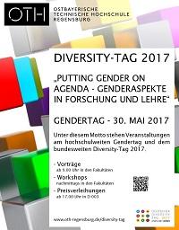 OTH Diversity Tag Plakat